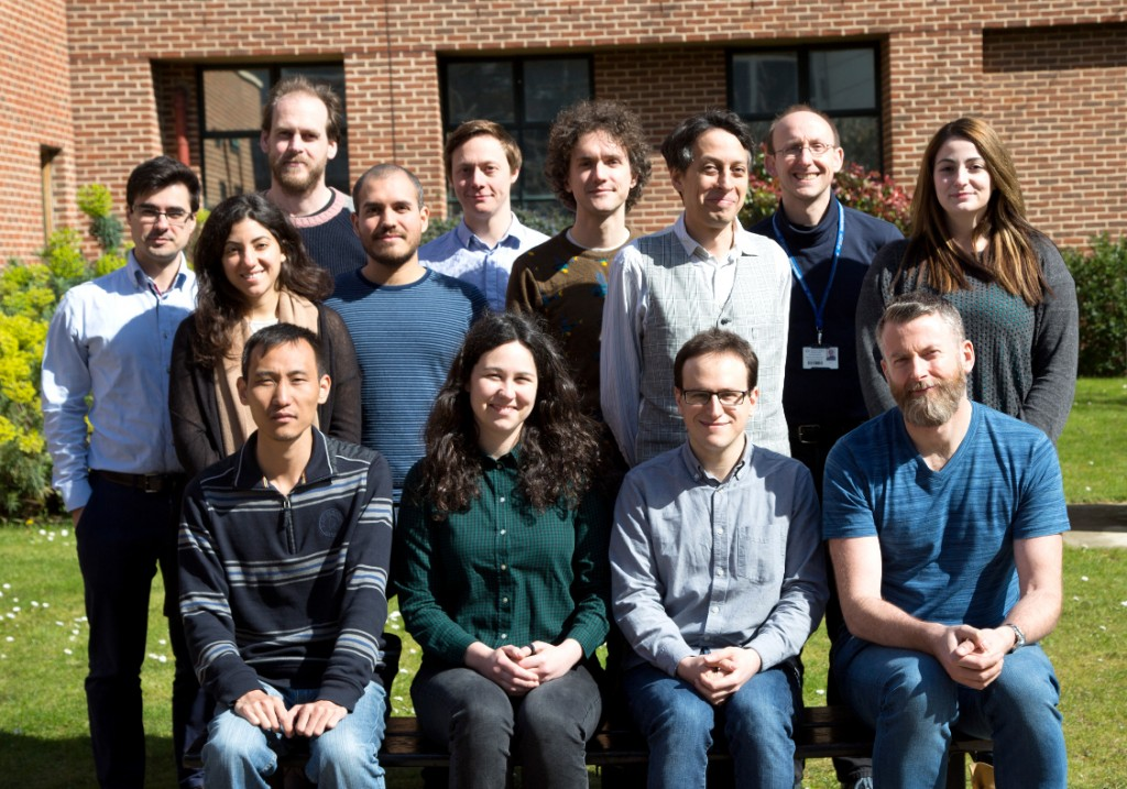 Lab group photo